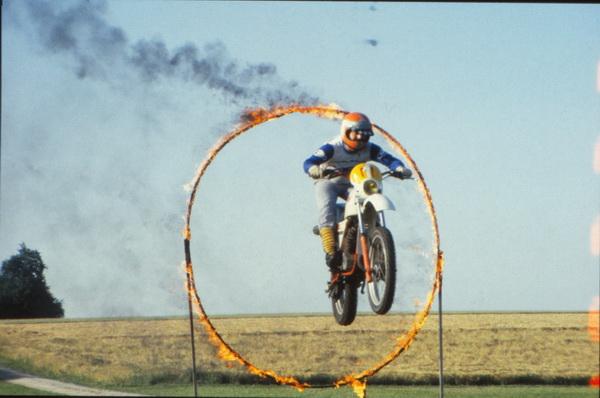 Alois Esterbauer Stunt