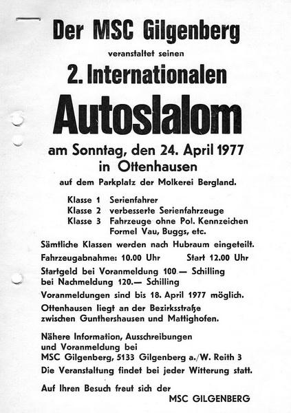 Plakat_Autoslalom